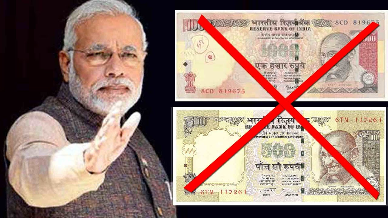 Implications of Demonetisation of Rs 500 and Rs 1000 Currency Notes by the  Reserve Bank of India - Olive Greens Institute Blog- Olive Greens Institute  SSB | NDA | CDS